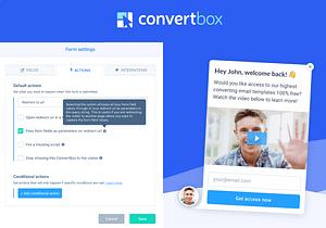 how to set up convert box custom fields